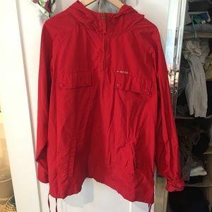 Vintage Tommy Hilfiger rain jacket ♥️